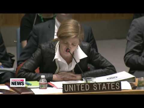 UN Security Council members condemn North Korea missile launch