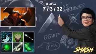 APRENDE COMO DOMINAR LAS LÍNEAS | Smash - Chaos Knight - Support (7.18b)