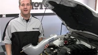 How to Install BBK Intake Kit & SCT Programmer Ford Mustang Motorz #22