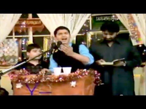 Ali Shanawar Live - Abbas Terey Dar Sa (2011) علی شناور- عباس تیرے درسا video