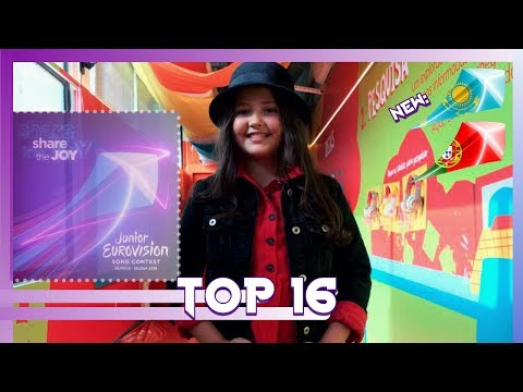 Junior Eurovision 2019 – Top 16 [Kazakhstan