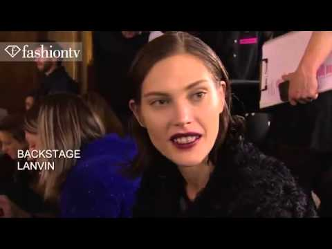 First Face - #1 Catherine McNeil - Fall/Winter 2013-14 | Top 10 Models at Fashion Week