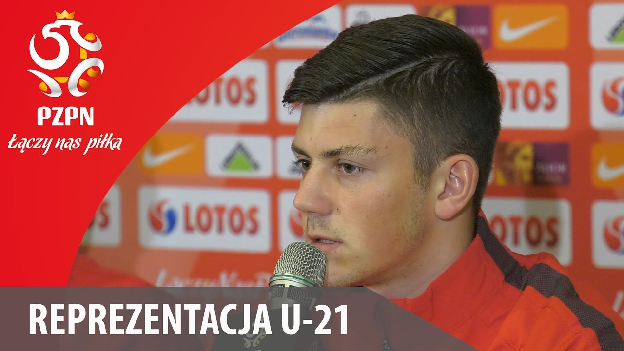 U-21: Konferencja prasowa przed meczem z Włochami