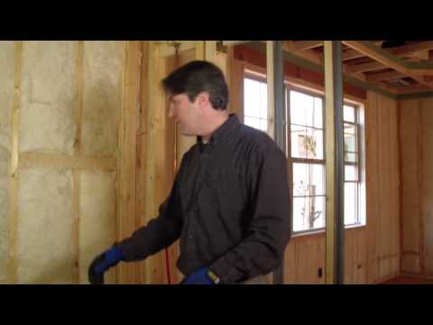 How To Install Batt Insulation (3/3): Fiber Glass & Rock Wool Batt Insulation Inspection (rev)