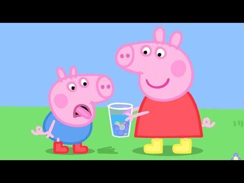 Свинка Пеппа на русском все серии подряд 💐 Духи | Мультики
