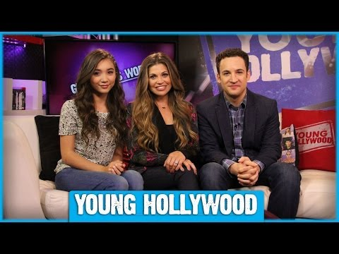 GIRL MEETS WORLD Stars on Cory & Topanga's Relationship!
