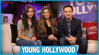 GIRL MEETS WORLD Stars on Cory & Topanga's Relationship!