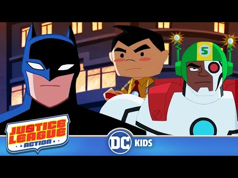 Justice League Action | Toy Mano A Mano | Episode 11