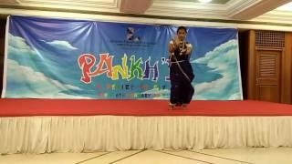 Asa wajva ki dance performance in ghanshyamdas saraf clge😍