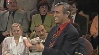 Večer Milana Markoviča - január 1999 (Smutný osud pani Zdenky, Somárska lavica)