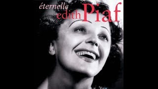Edith Piaf Sous Le Ciel De Paris Audio Officiel