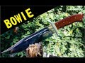 """BOWIE """"bowie knife step by step¨"""