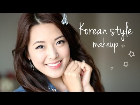 Korean Style Makeup Tutorial