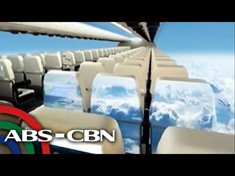Would You Ride A Windowless Plane? video