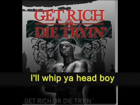 50 cent get rich or die tryin soundtrack download