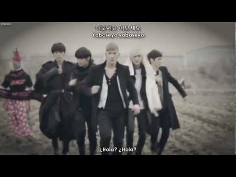 NU'EST - 여보세요 (Hello) Funny Version [Sub español + Hangul + Rom] + MP3 Download