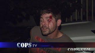 The Dumbest Way Possible, Deputy Dominique Calata, COPS TV SHOW