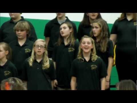Odell Grade School 2012 Christmas program