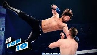 WWE Top 10 SmackDown moments: WWE Top 10, Feb. 4, 2016