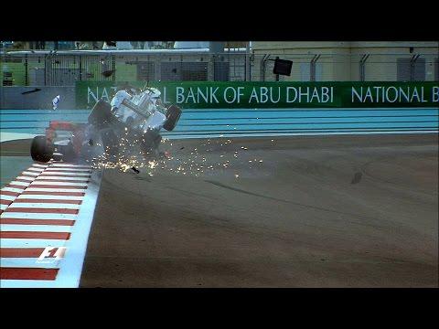 Highlights - The Abu Dhabi Grand Prix Through The Years
