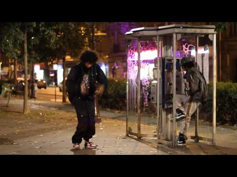"Les Twins ""Phone Home"" Paris France 