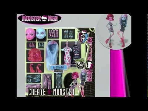 More New Monster High Stuff For 2013
