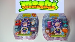 MOSHI MONSTERS Vol 1 Mystery RARE Surprise MOSHLING Series 2 Secret FREE game code Opening