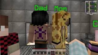 Minecraft Roleplay-My New Life-NEW FAMILY-Ep-1