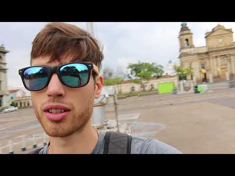 A Day as a Tourist in Guatemala City — Guatemala Travel Vlog #3