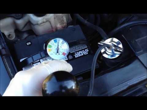 Chevy Blazer Coolant Leak (Intake Manifold)