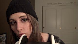 [ASMR] 3Dio Kissing Sounds (Ear Massage | Whispering | Breathing)