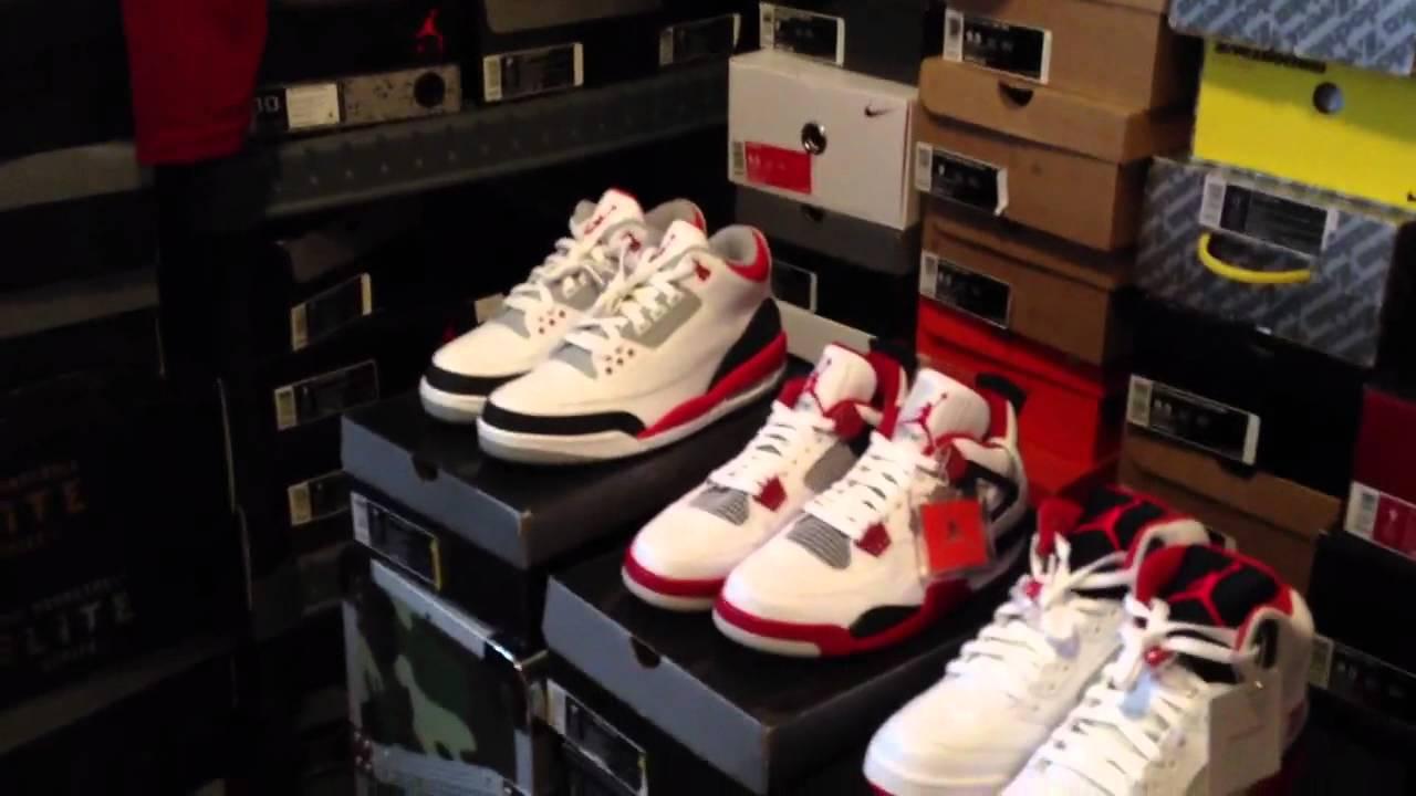 Og Fire Red 4s Jordan Fire Red 3  4