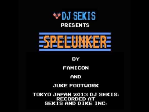 SPELUNKER JUKE (スペランカーJUKE) / DJ SEKIS