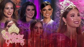 Reigning Queens Farewell Walk | Binibining Pilipinas 2019 (With Eng Subs)