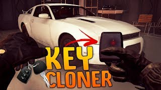 Cloning Car Keys & Emptying Mansions - Our Most Profitable Robbery Yet! - Thief Simulator