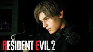 Resident Evil 2 Remake Reveal Trailer    Sony E3 2018