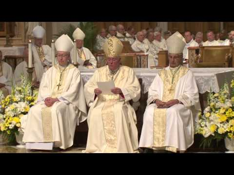 Episcopal Ordination of Bishop Daniel Joseph Miehm, Auxiliary Bishop of Hamilton