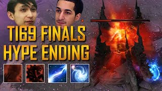 4 MEN RELOCATE FOR ANCIENT IN TI69 FINALS (SingSing Dota 2 Highlights #1144)