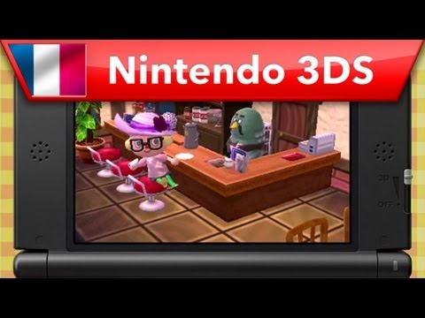 Animal Crossing: New Leaf - Bande-annonce Votre village (Nintendo 3DS)