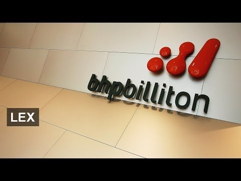BHP Billiton: big spender