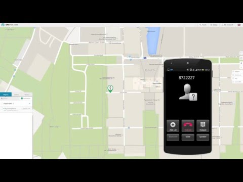 Free Invisible/Spy Mobile GPS Tracker App - Manual - Android - Easily track your phone.