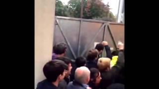 Leyton Orient vs Oxford football violence