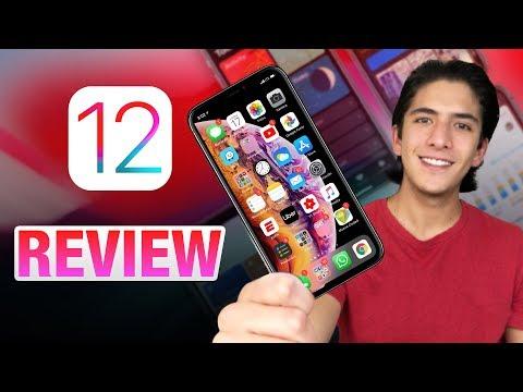 iOS 12 - ¿VALE LA PENA? - Todo lo que tienes que saber