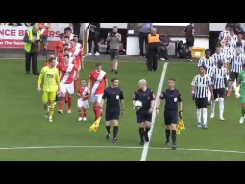 Highlights: Saints 0 - Newcastle United 2 (17/07/2018)