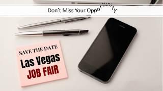 Las Vegas - Job Fair