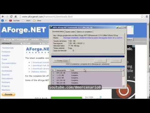 Obtener imagen de webcam con C# y Aforge