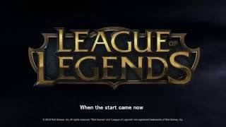 League of Legends - Anime Trailer (Credit to the owner)