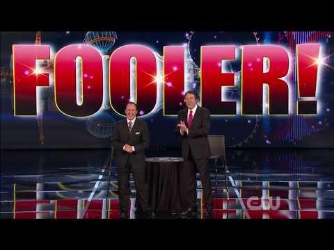 Penn & Teller: Fool Us Season 2 // Kostya Kimlat Makes Penn Mad