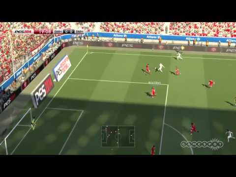 PES 2014 FIRST GAMEPLAY (original)