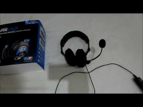 Turtle beach px22 universal gaming headset review